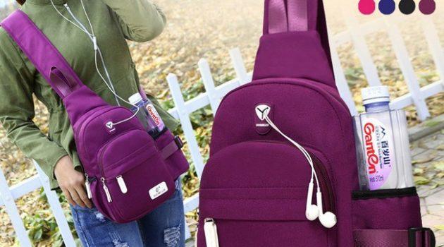 design beg chest pack berkualiti dan menarik