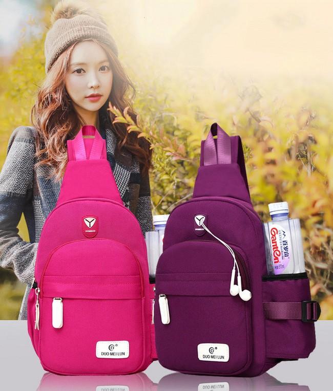 dompet dan beg chest pack berkualiti sebagai hadiah
