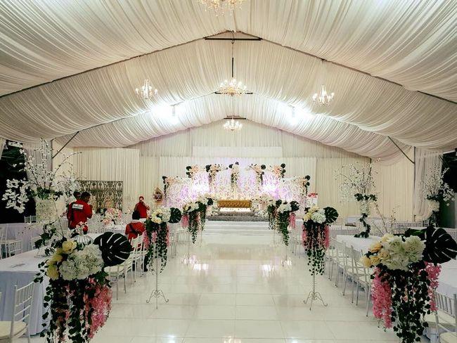 hiasan dewan perkahwinan menarik di seremban