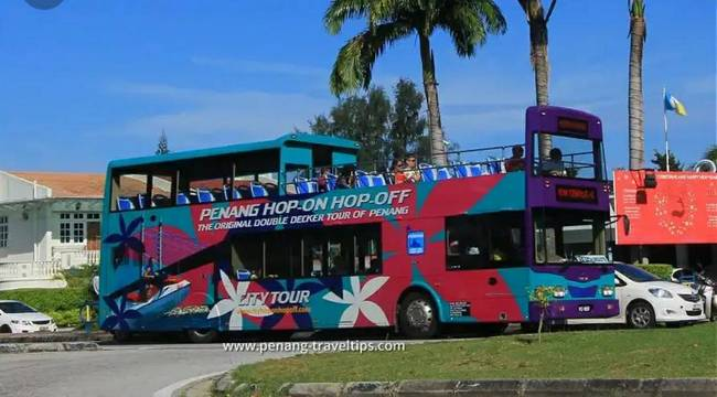 bas persiaran pulau pinang