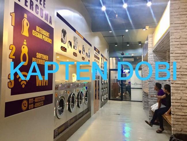 kelebihan pakej bisnes dobi cucian sendiri kapten dobi