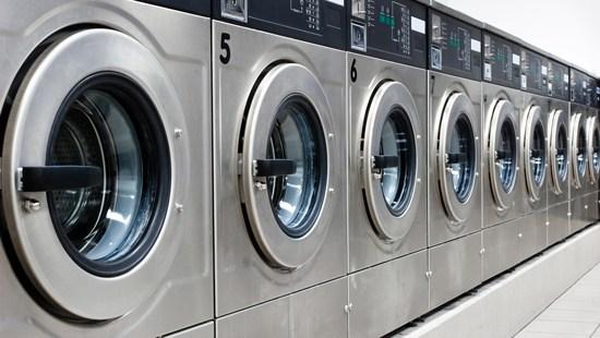 mesin bisnes dobi cucian sendiri berteknologi tinggi