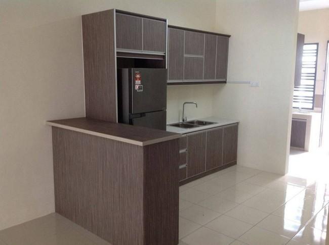 perkhidmatan dan servis tempahan kabinet dapur murah di johor bahru