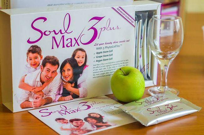 soulmax3 untuk kesihatan dalaman lelaki