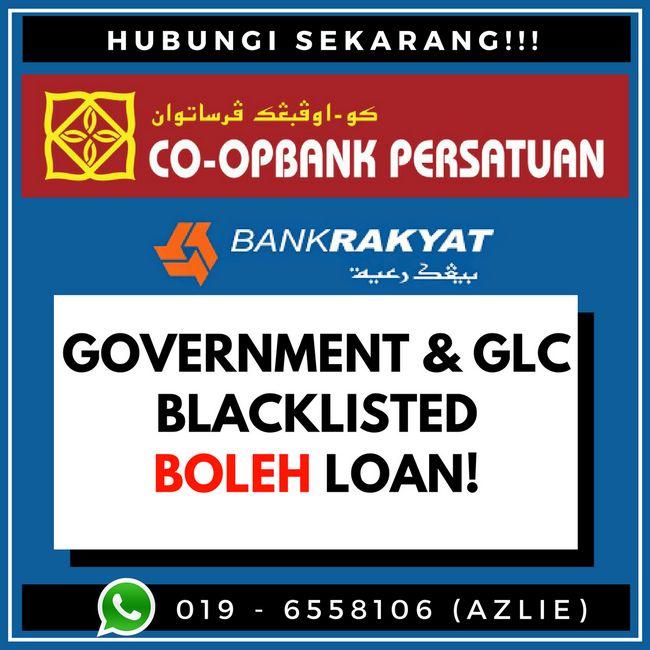 syarat pinjaman peribadi bank dan koperasi mudah lulus