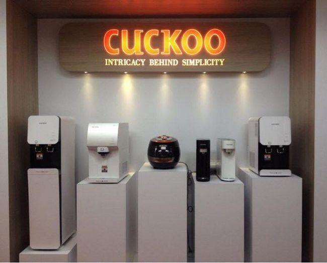 penapis air berkualiti cuckoo