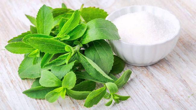 stevia rahsia kurus dan putih paling berkesan
