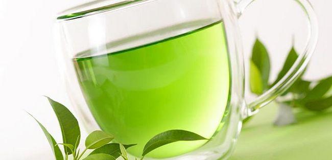 green tea rahsia kurus dan putih paling berkesan