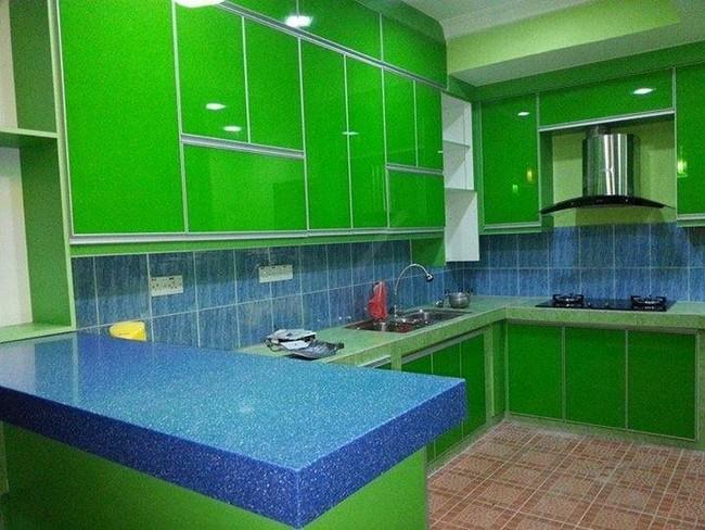 rekabentuk kabinet dapur murah dan menarik di johor bahru