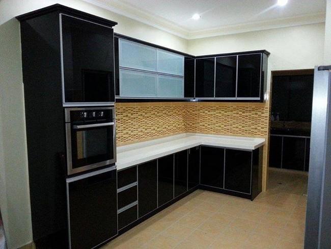 tempahan kabinet dapur yang berpatutan