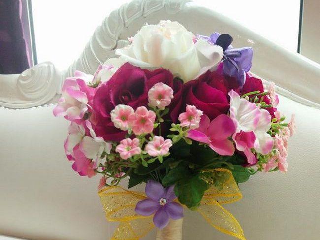 tips kahwin guna bajet rendah dengan buat sendiri dekorasi pelamin dan hantaran