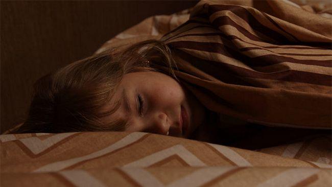 tidur waktu yang tetap setiap hari