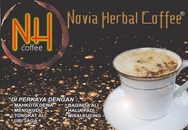 Kopi Novia Herbal Coffee tips mudah tidur