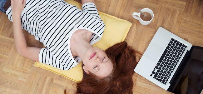tips mudah tidur dengan kurangkan tidur siang