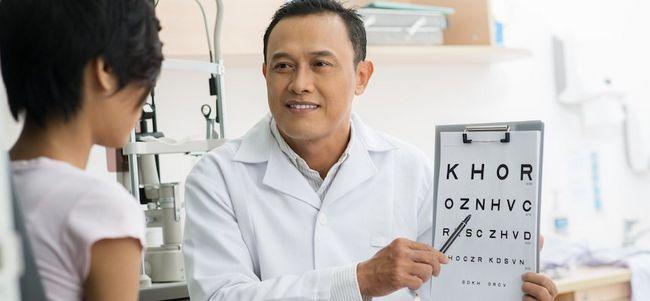 tips penjagaan mata dan punca rabun