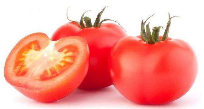 tomato dalam mandian kurus la isba