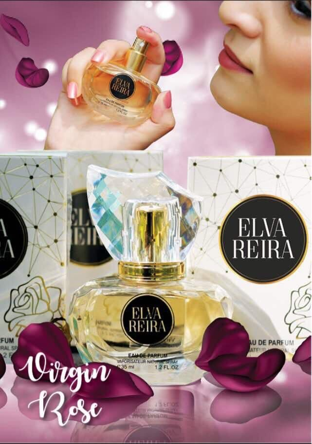 virgin rose perfume