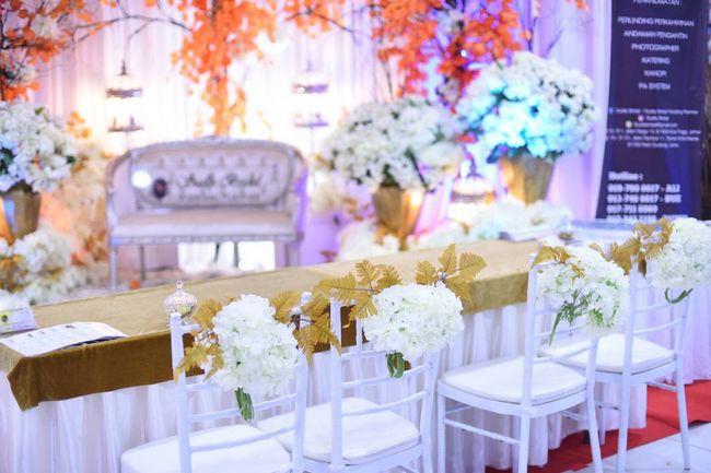 PA System dan DJ dengan wedding planner murah di johor