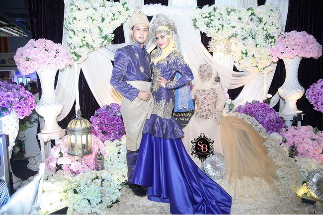 pakej temenggong wedding planner murah di johor dengan pakej fotografi