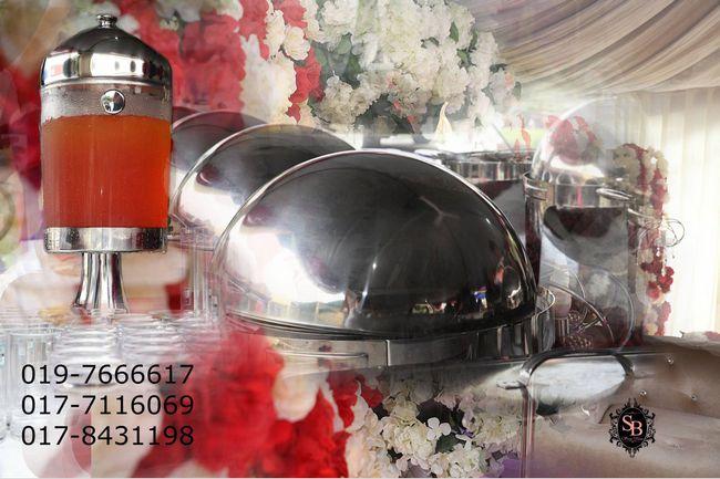 pakej katering dan wedding planner murah di johor
