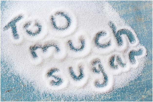sugar 12 Tanda Kanser Perut Dan Makanan Yang Patut Dihindari