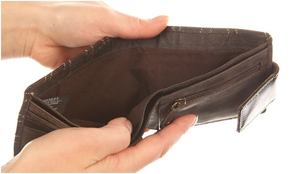 dompet kosong Kad perubatan