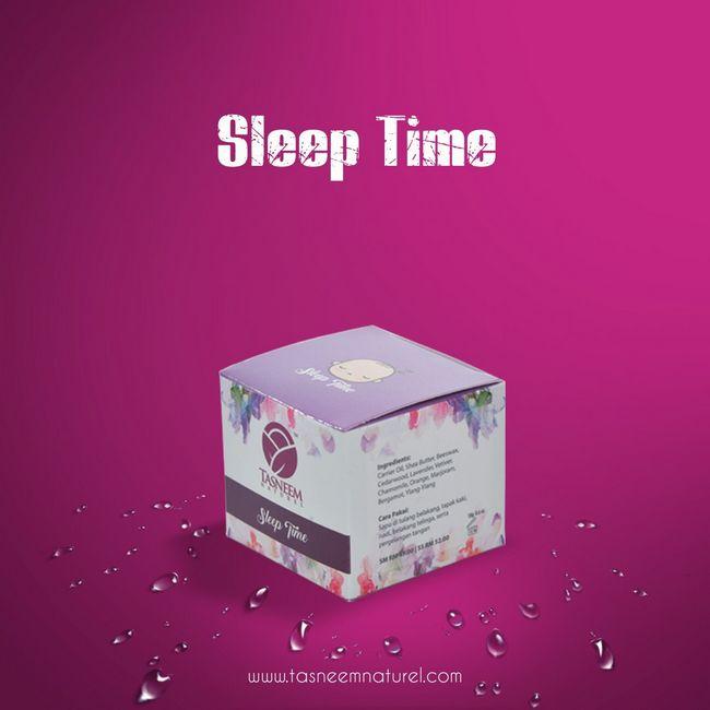 sleep time balm untuk anak meragam dan kembung perut