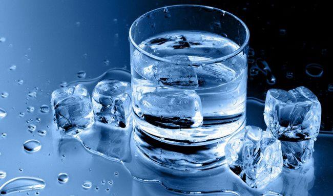 cara mudah bakar lemak elak air sejuk