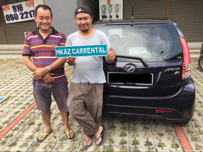kereta sewa murah di Cyberjaya untuk apa - apa tujuan