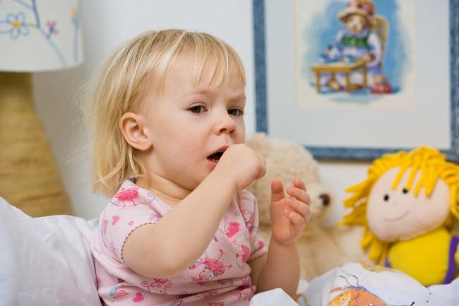 cara merawat batuk dan kahak bayi