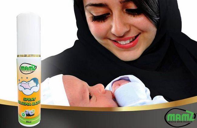 merawat batuk dan kahak bayi dengan mudah