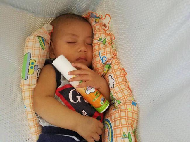 mamz sesuai untuk rawat batuk selsema dan kahak bayi dan anak