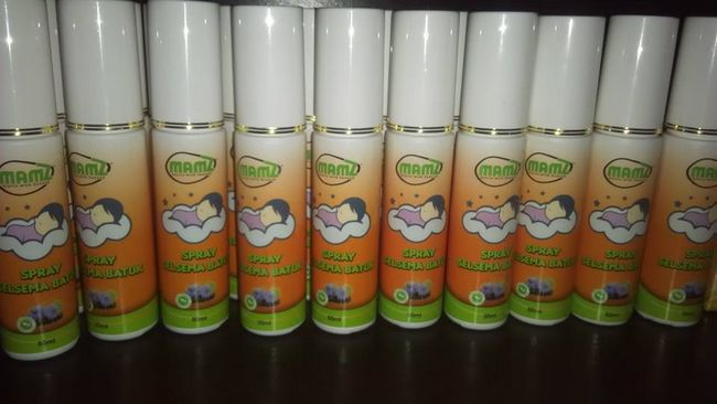 produk merawat batuk dan kahak bayi yang murah