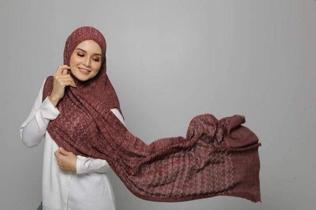 tudung schals instant shawl trendy