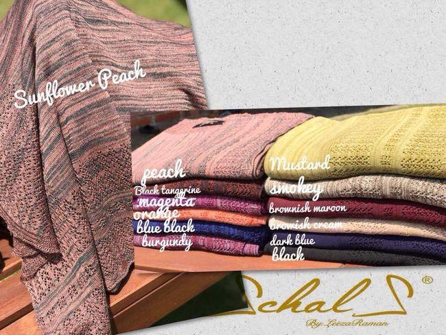 panduan memilih shawl tak perlu gosok