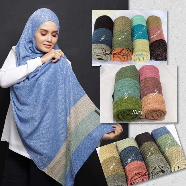 tips panduan panduan memilih shawl