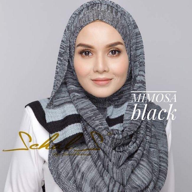 cara panduan memilih shawl