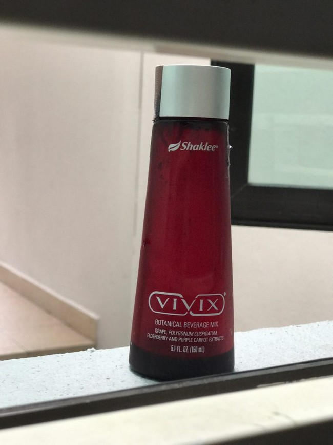 vivix penawar sakit kronik