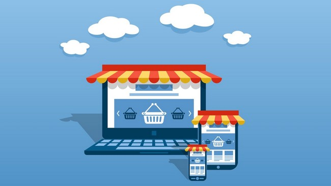 servis upah buat website ecommerce