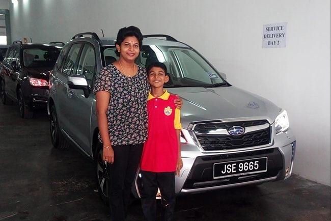 Promosi Beli Kereta Subaru XV dan Forester Murah di Johor Bahru Seronok