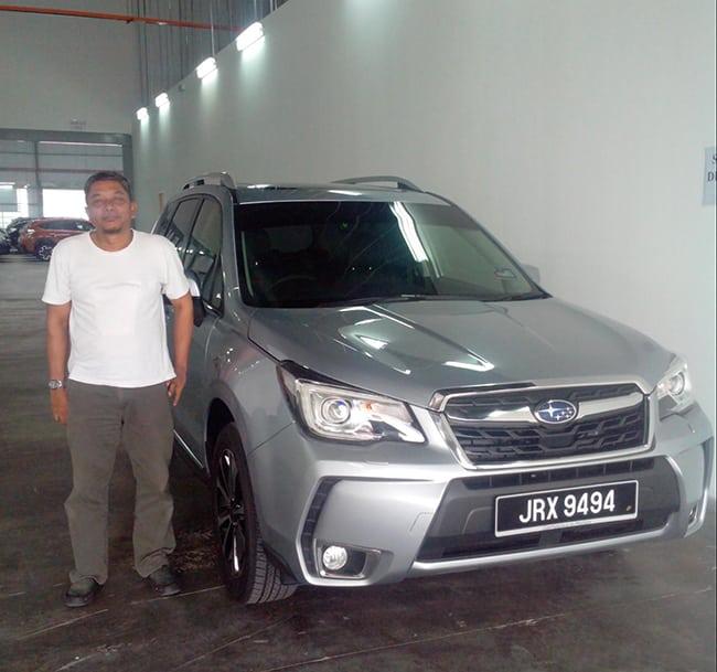Promosi Beli Kereta Subaru XV dan Forester Murah di Johor Bahru Puas Hati