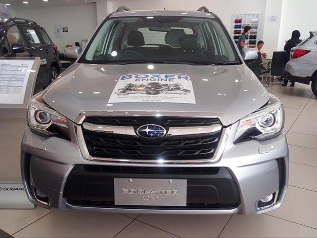 Promosi Beli Kereta Subaru XV dan Forester Murah di Johor Bahru Hadapan