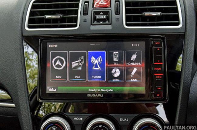 Promosi Beli Kereta Subaru XV dan Forester Murah di Johor Bahru Ruang Pemandu