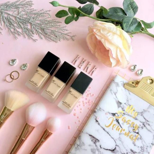 Cara Memakai Foundation Kosmetik