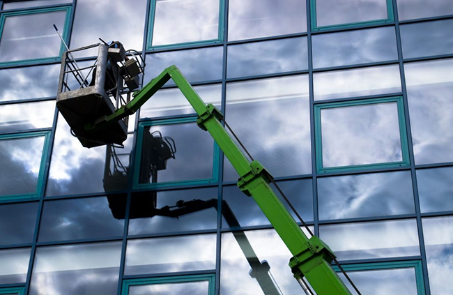 External Facade Cleaning Becoming A Trend