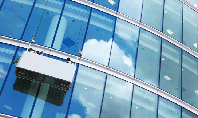 High Rise Windows and External Facade Cleaning Cheap