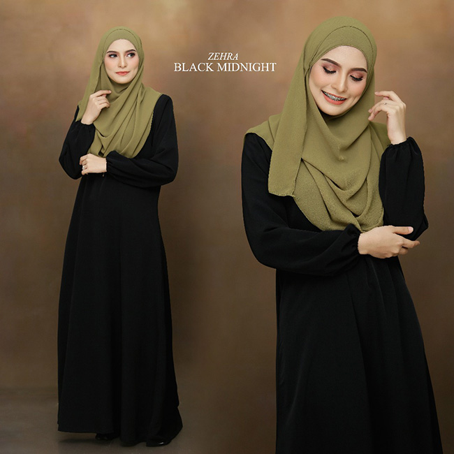 Jubah Moden Umrah dan Haji Model