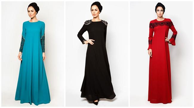 Jubah Moden Umrah dan Haji Fesyen