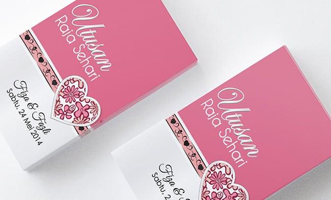 Kedai Printing Kad Kahwin Murah Di Shah Alam Tips Kad Kahwin Bajet