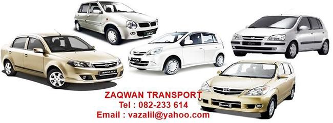 Promosi Pakej Kereta Sewa Murah Di Kuching Pengangkutan